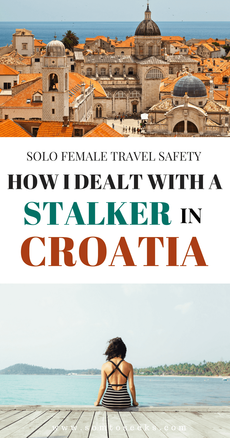 Solo Female Travel Destinations - Dubrovnik Croatia Safety Tips
