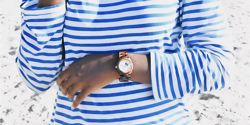 A Classy Timepiece for the Road: Jord Watches Giveaway