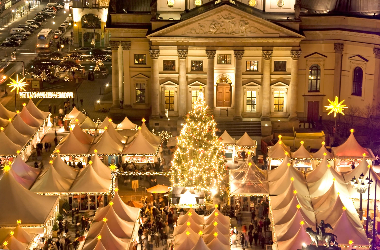 Berlin's most beautiful Christmas markets - Weihnachtzauber at the Gendarmenmarkt