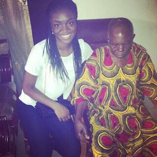 Sitting with Papa Onitsha in enugu