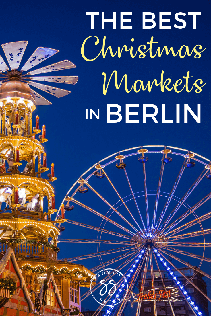 The Best Christmas Markets in Berlin - Germany Travel Tips