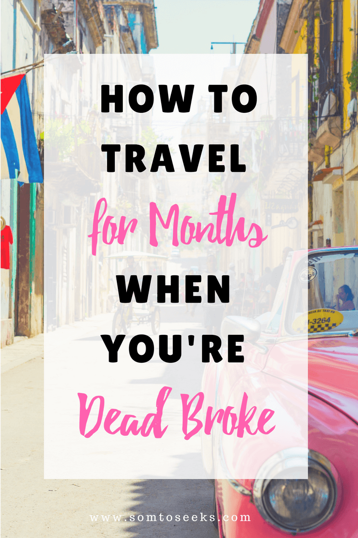 How to Move Abroad When You're Dead Broke - Tips for Teaching English in Spain