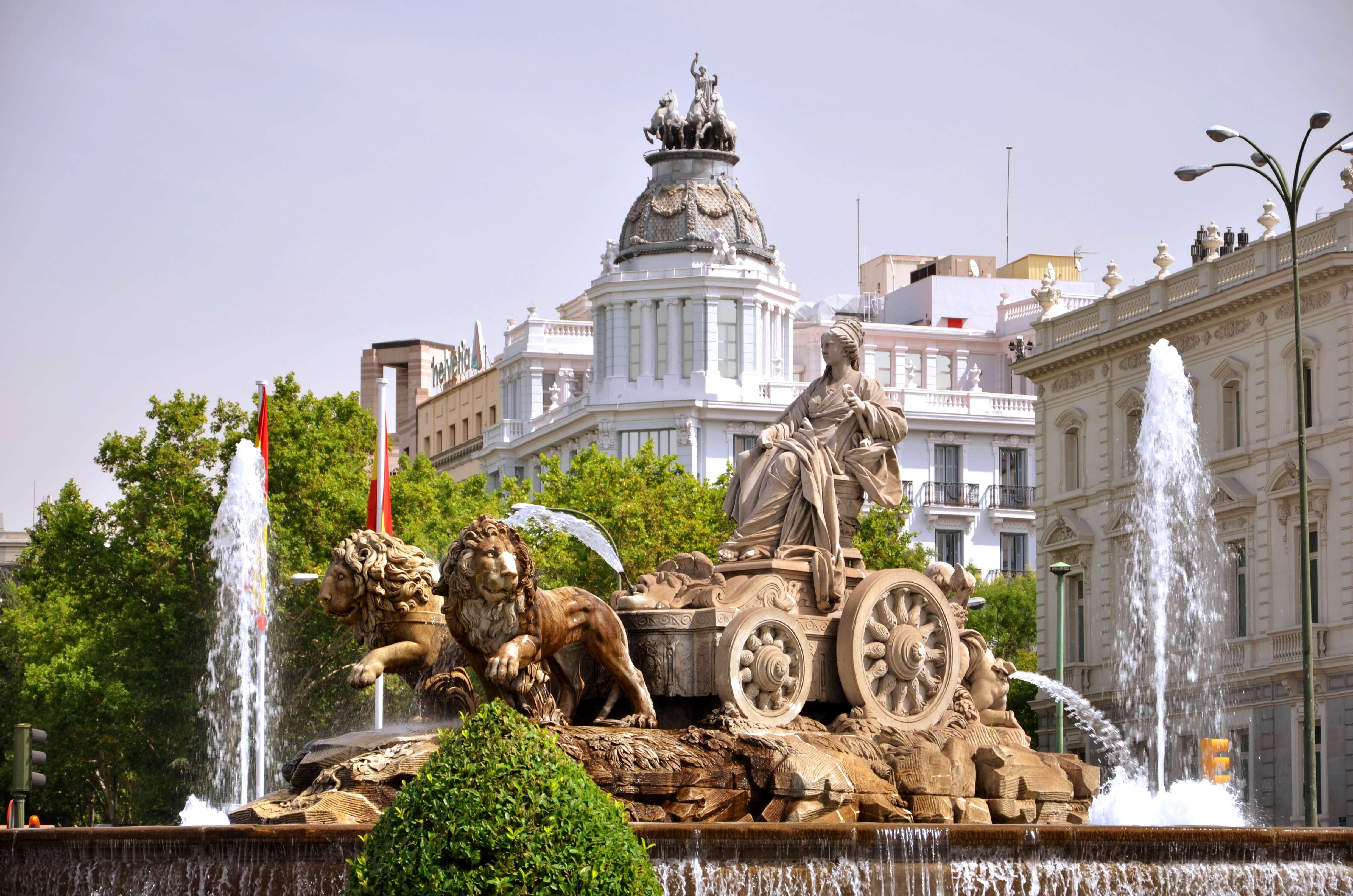 Madrid. Racism in Spain