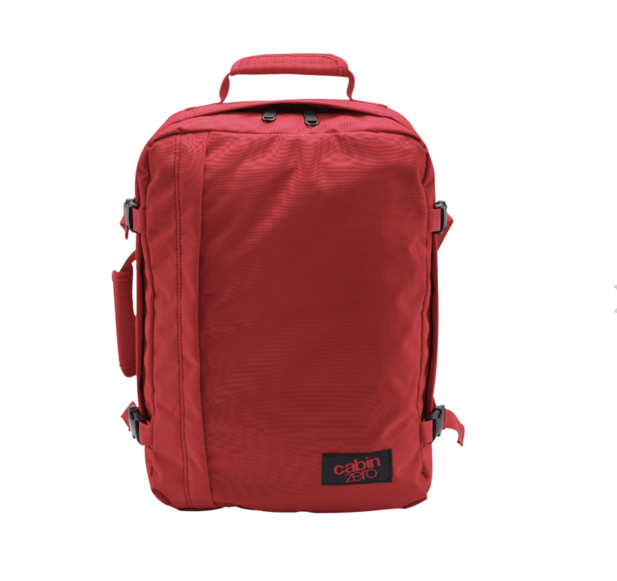 Review of the Cabin Zero 36-L Backpack
