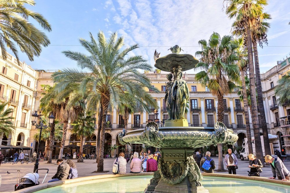 Barcelona Spain Travel - Walking Tour of Barcelona Gracia