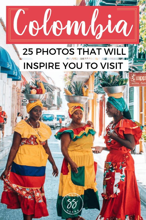 Colombia - 25 photos that will inspire you to visit