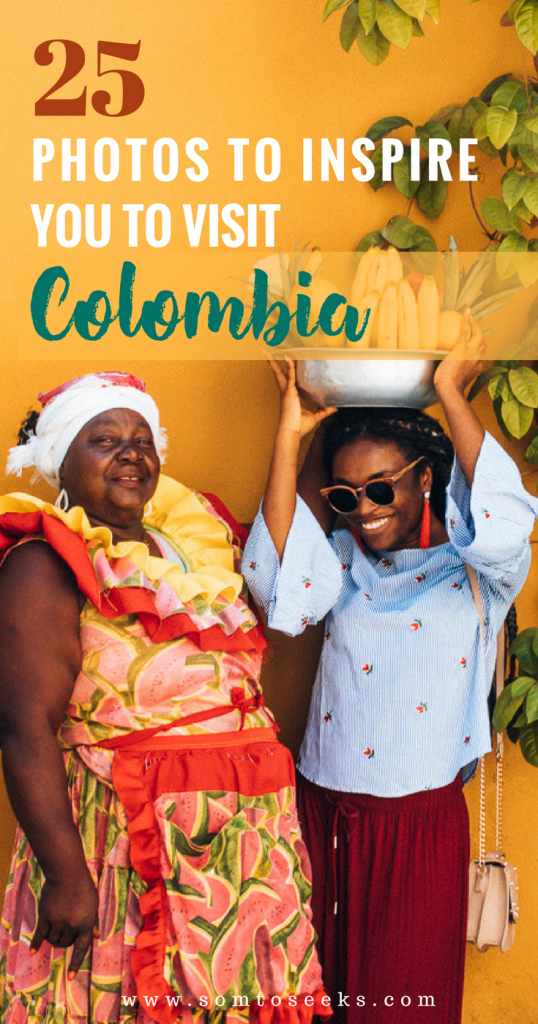 Colombia travel bucket list - 25 photos to inspire you to visit Colombia