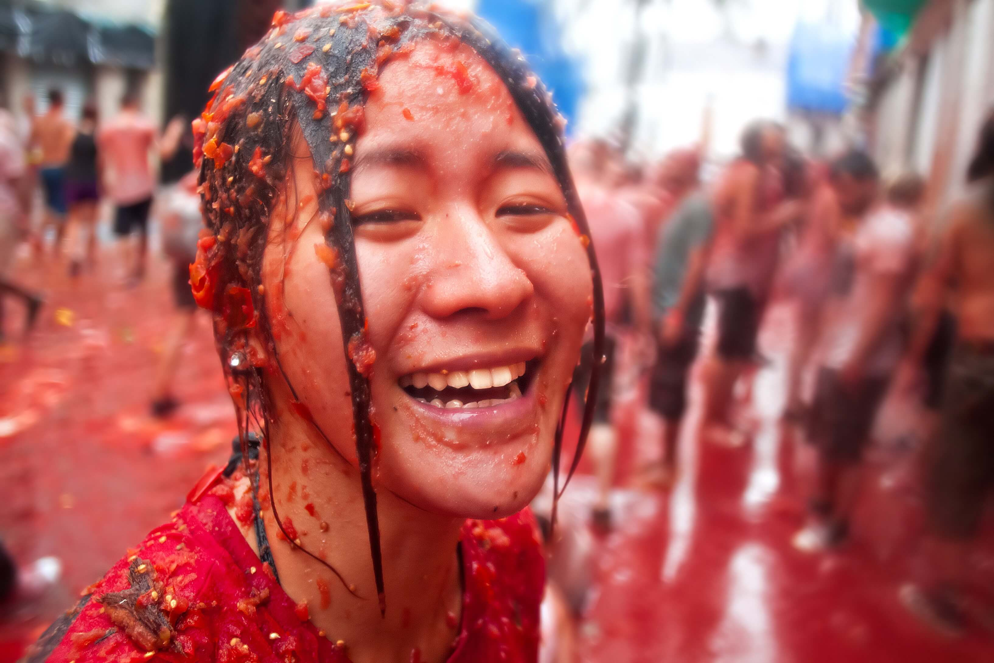 10 Travel Tips You Need to Know Before Visiting Spain - La Tomatina Festival
