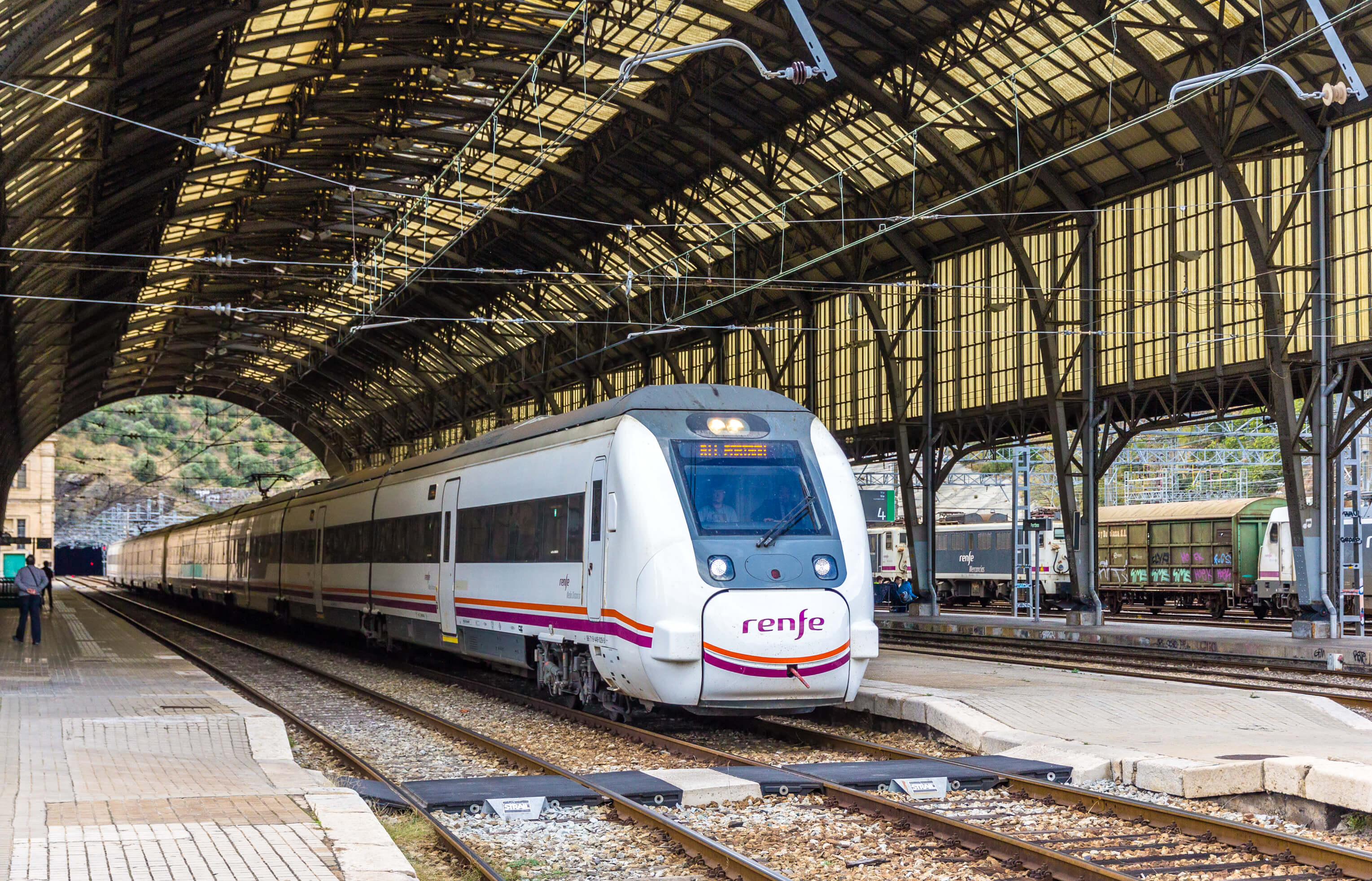 10 Travel Tips You Need to Know Before You Visit Spain - Renfe Train