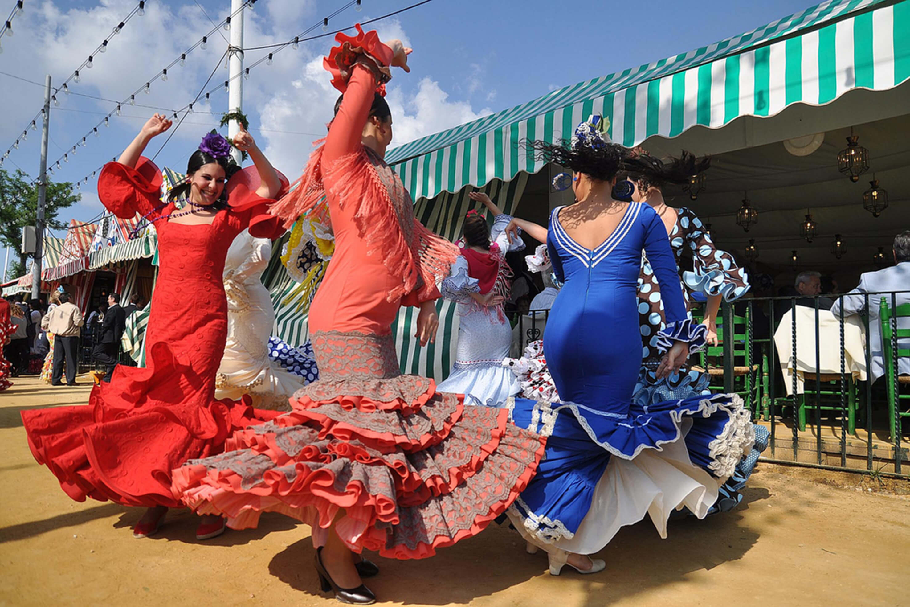 10 travel tips to know before visiting Spain - Feria de Abril