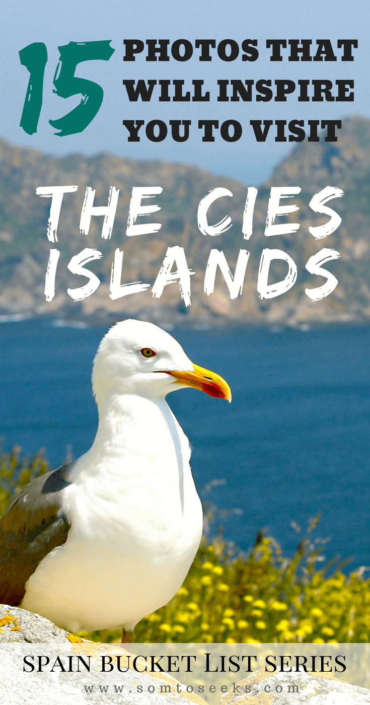 15 photos that will inspire you to visit the Cies Islands - Spain Bucket List.