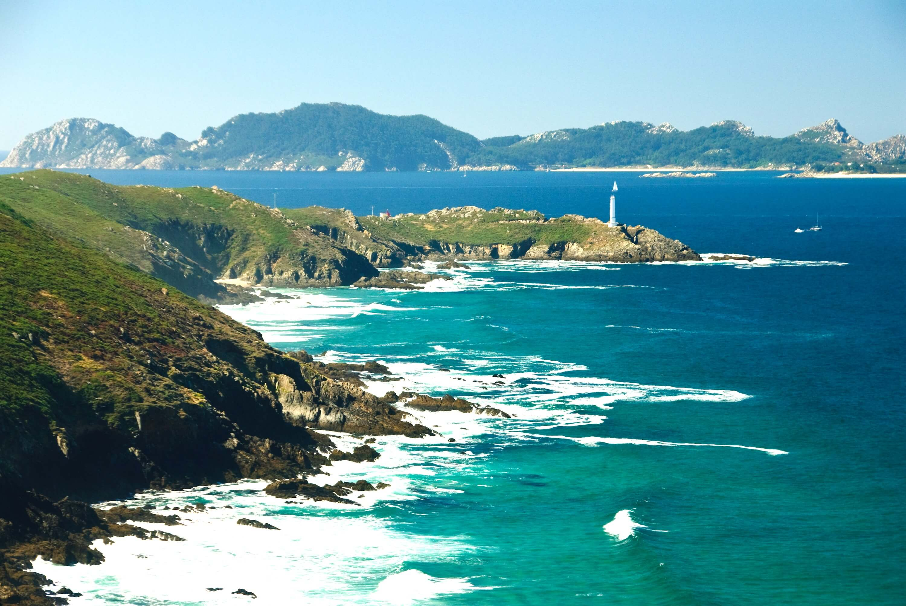 20 photos that will inspire you to visit the Cies Islands - Galicia Travel Spain Coast of the Cies Islands
