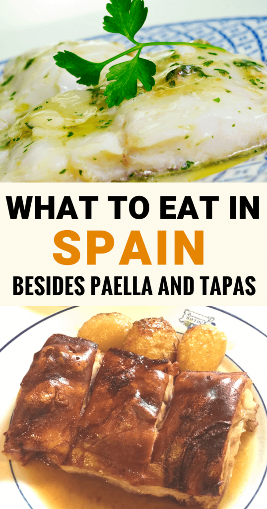 Spain Food Guide: 6 Dishes To Eat in Spain Besides Paella and Tapas