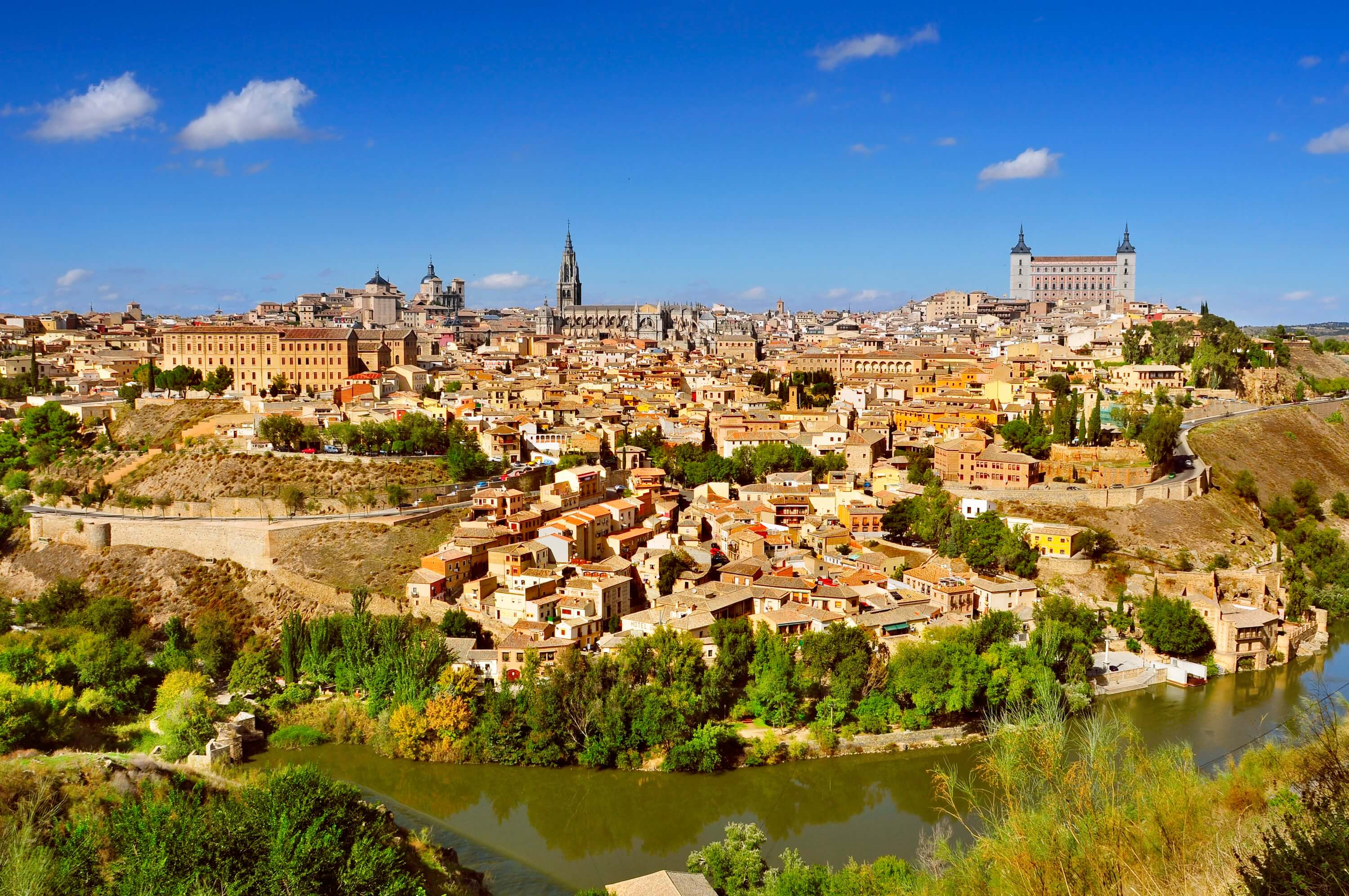 8 Beautiful and Underrated Places in Spain To Visit Now - Toledo