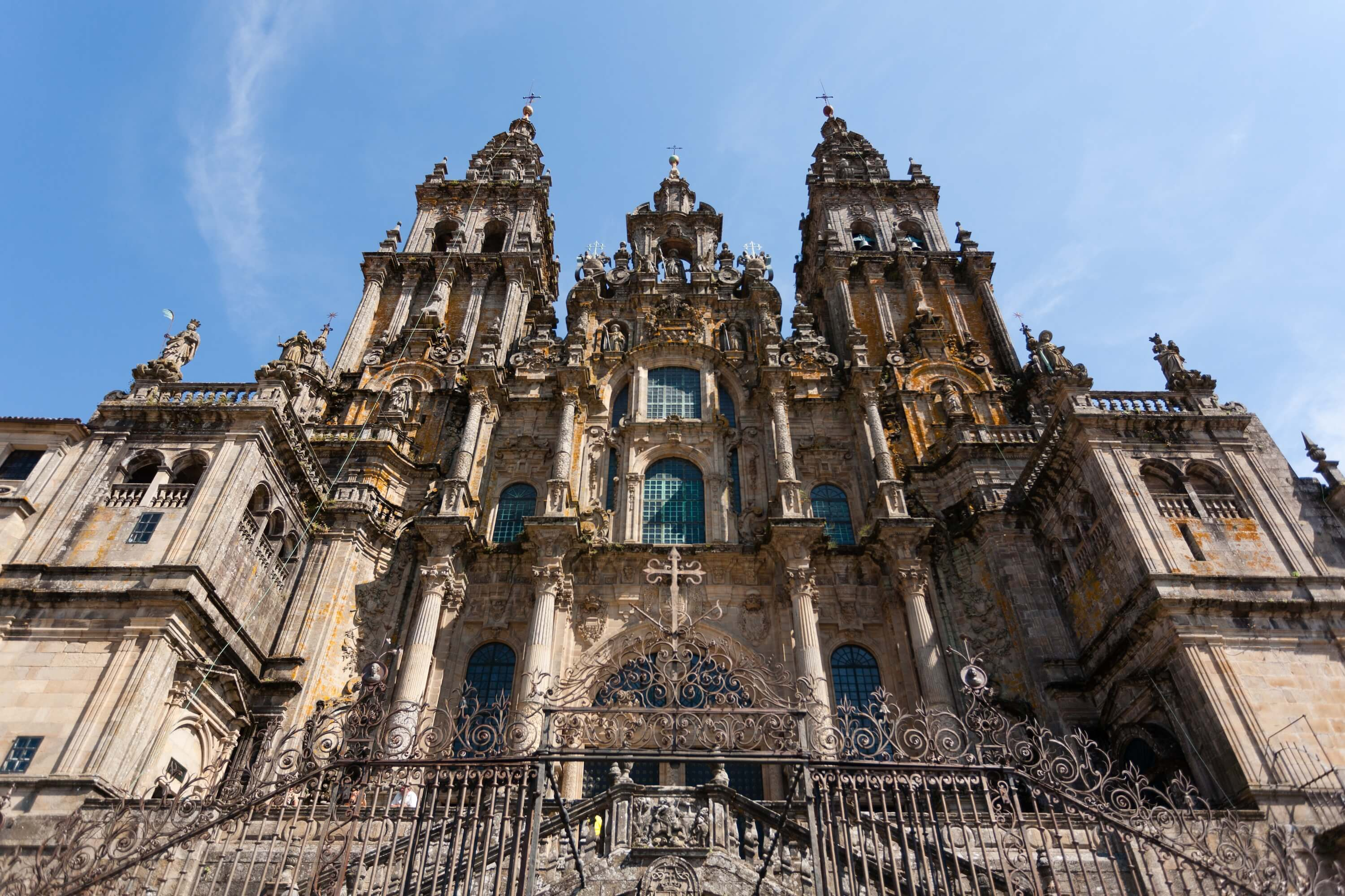 8 Beautiful and Underrated Places in Spain to Visit Now - Santiago de Compostela