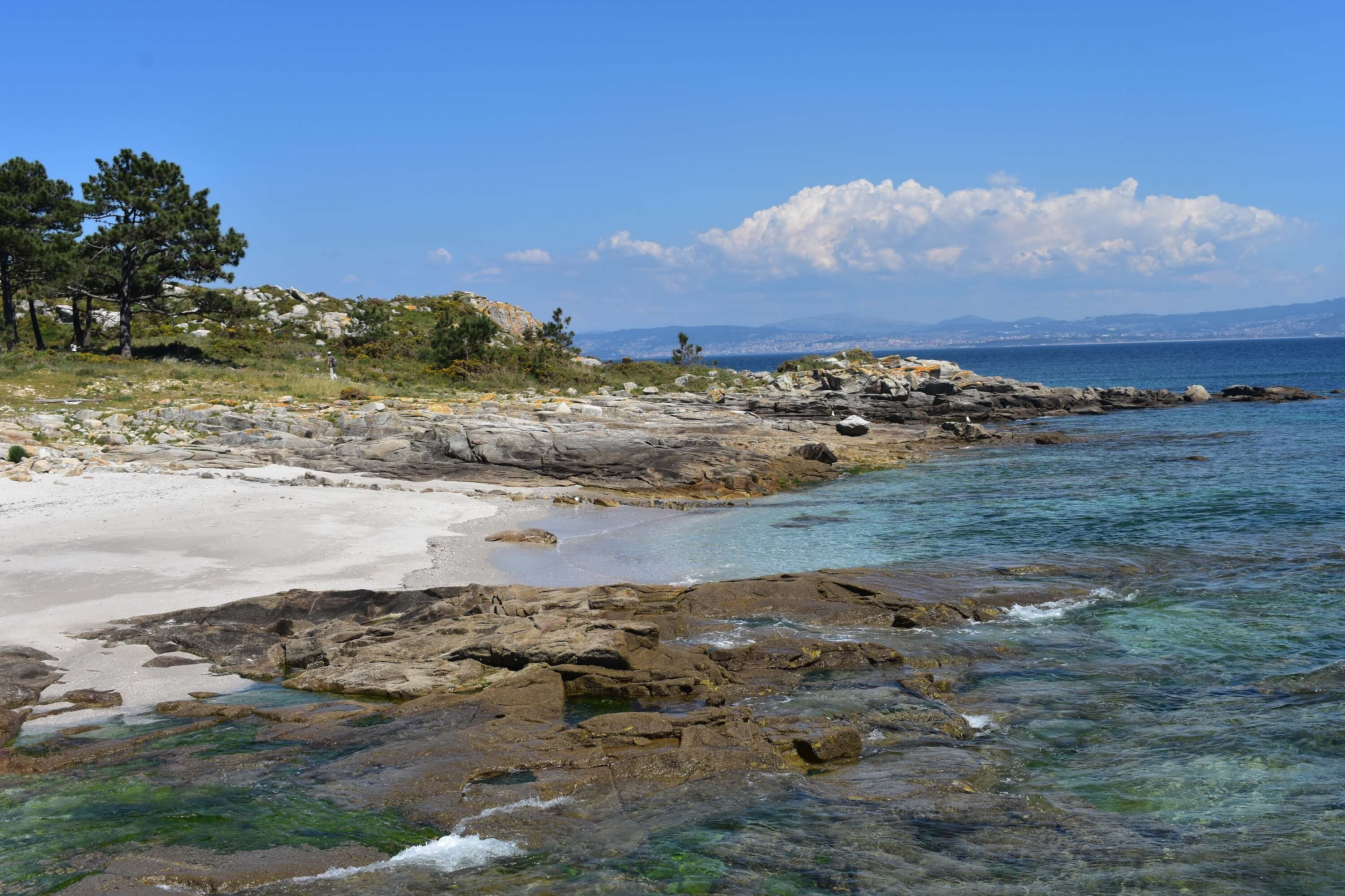 0 Photos to Inspire You to Visit the Cies Islands - Galicia Spain Travel Cies Islands Natural Habitat