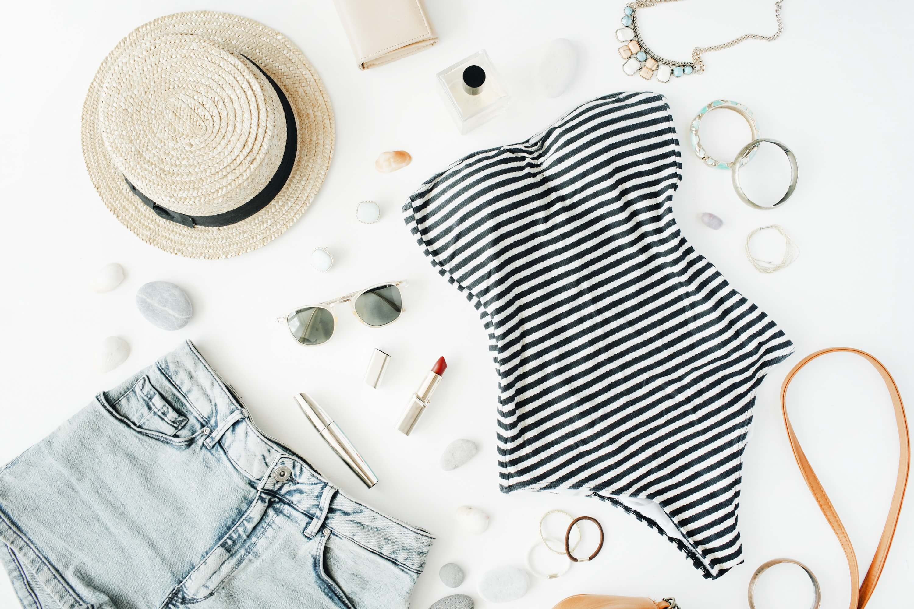 The Ultimate Packing List for Summer Vacation in Spain - Clothes and Accessories