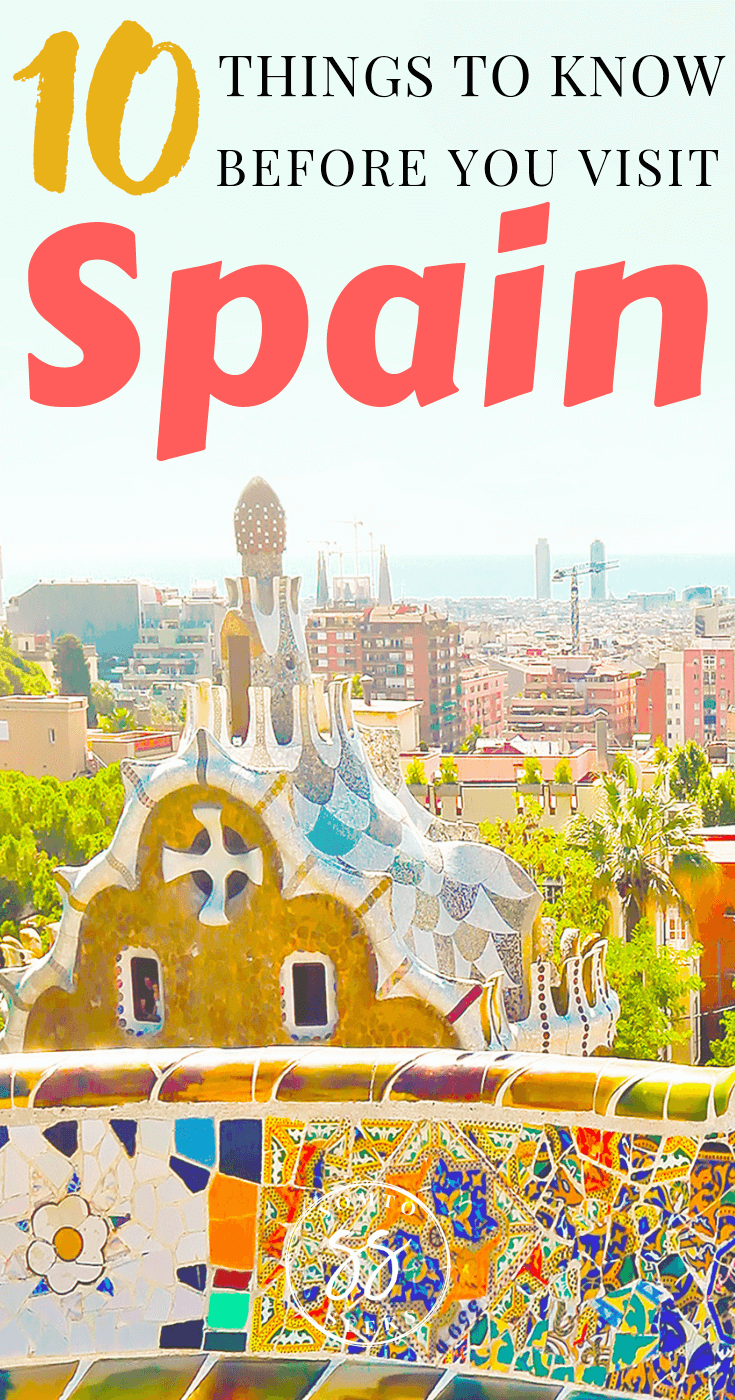 Spain Travel Guide - Things To Know Before You Visit