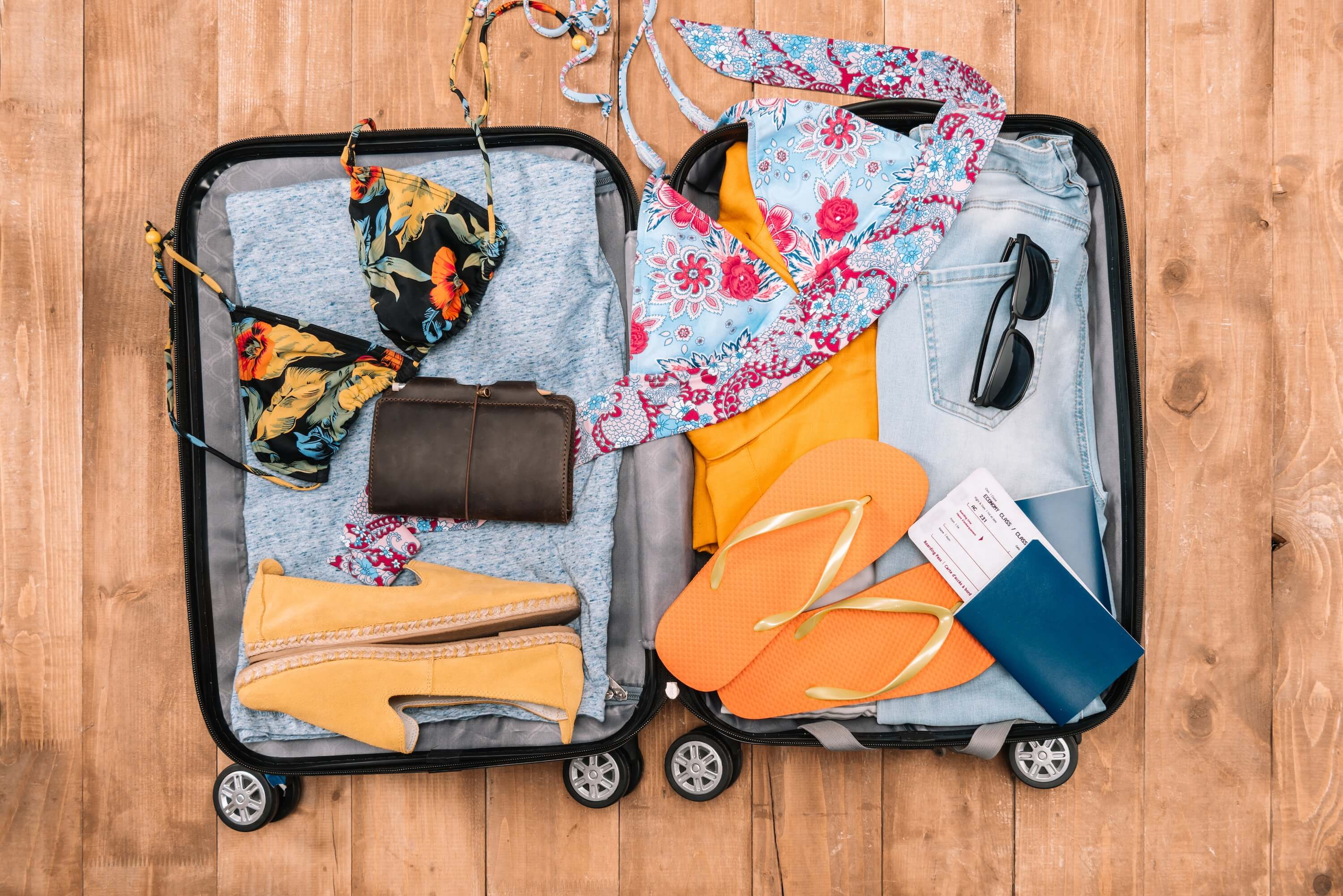 Ultimate Packing List for Your Summer Vacation in Spain