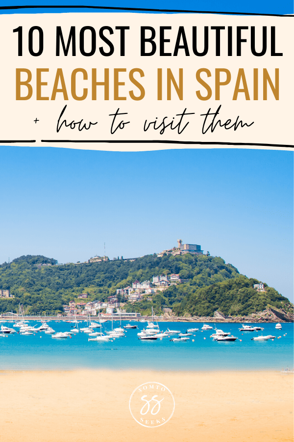 10 Best Beaches in Spain
