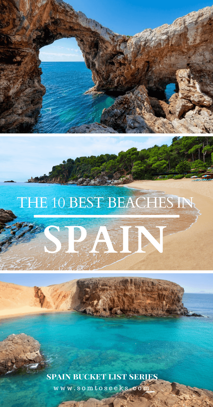 10 Best Beaches in Spain You Should Visit Before You Die - Spain Bucket List