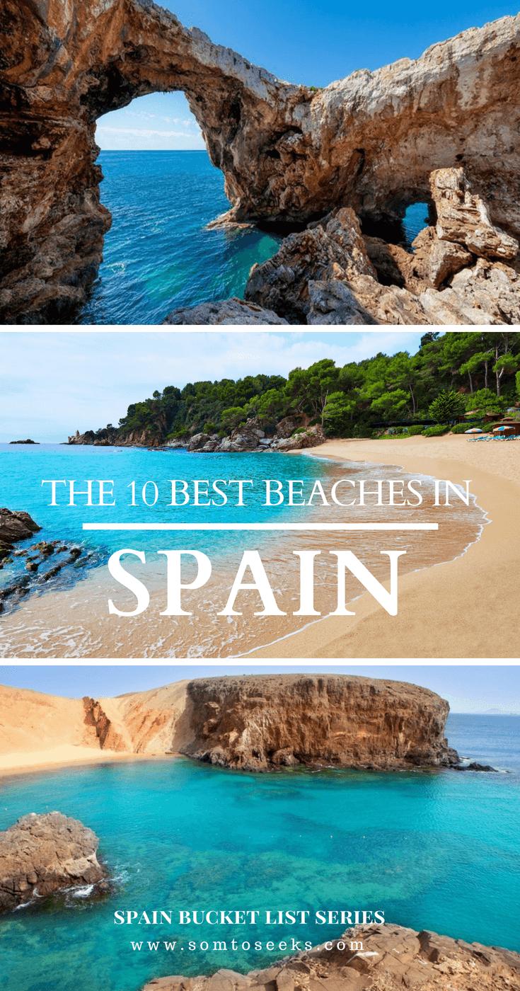 10 Best Beaches in Spain You Should Visit Before You Die - Spain Bucket List