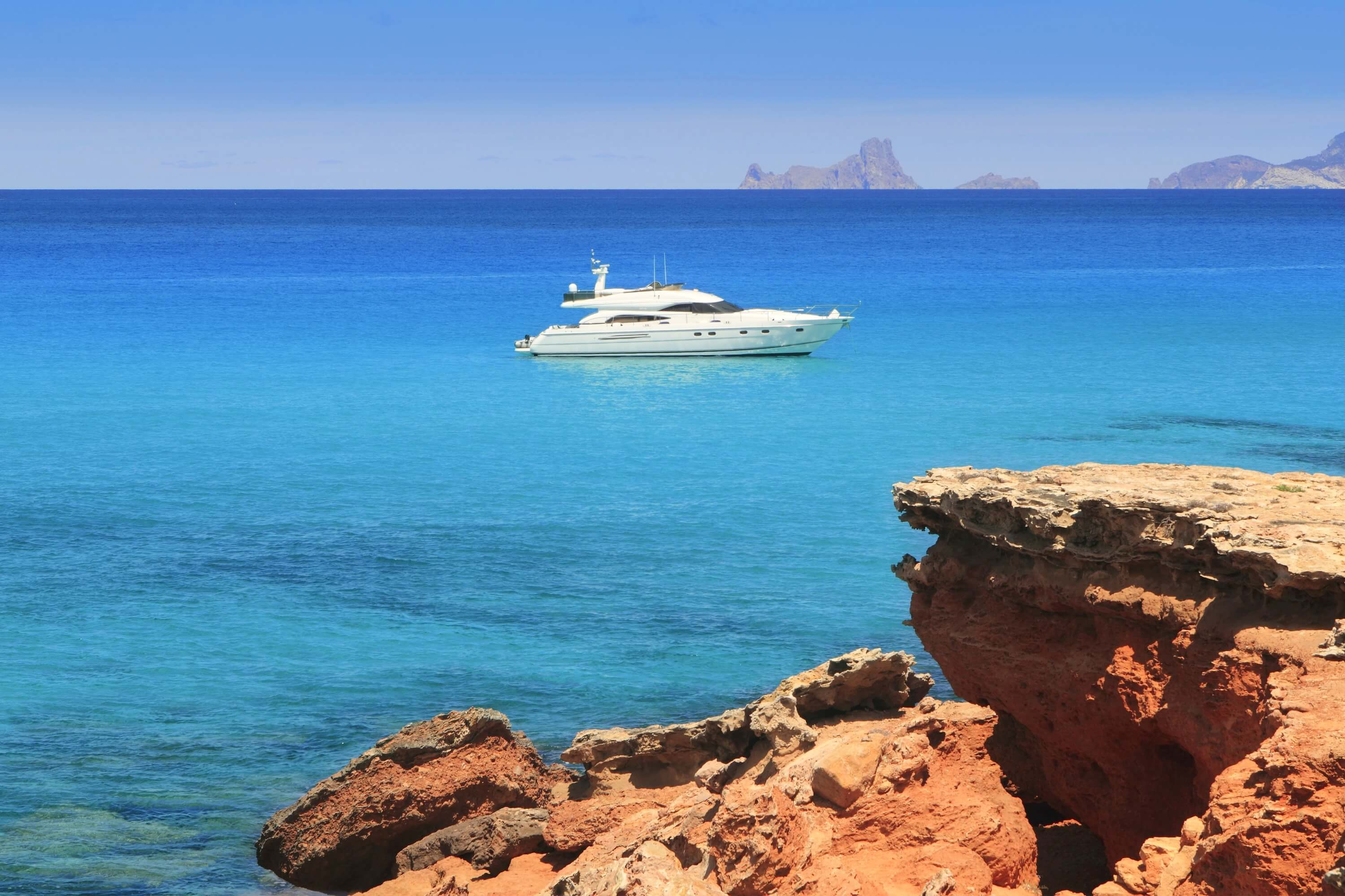Formentera Cala Saona mediterranean best beaches in Spain