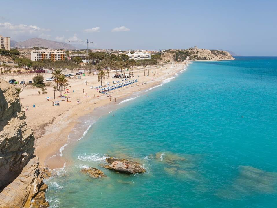 10 Best Beaches in Spain You Should Visit Before You Die - Playa Paraiso