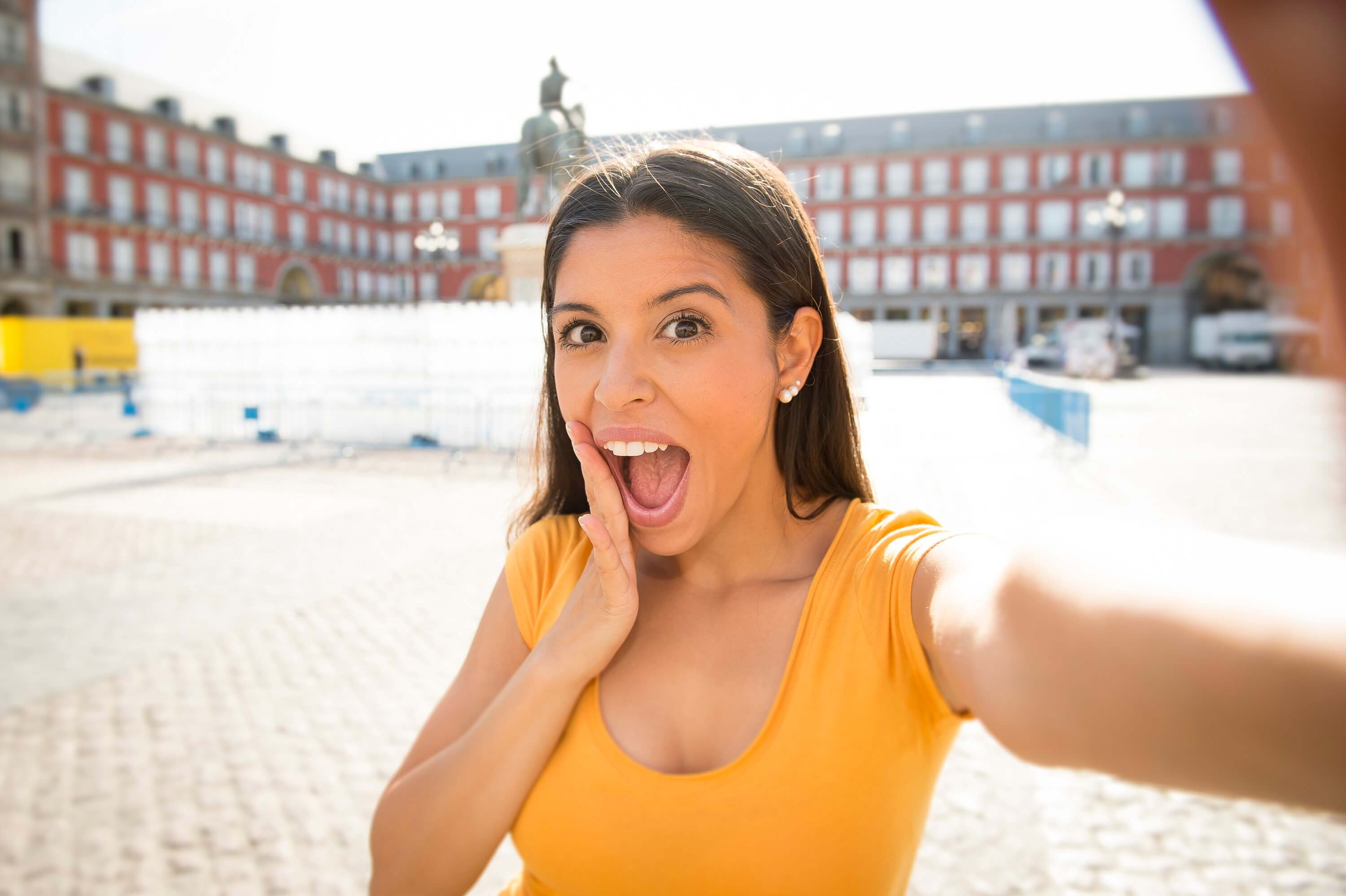 10 Unconventional Tips for Women Traveling in Spain - Plaza Mayor Madrid