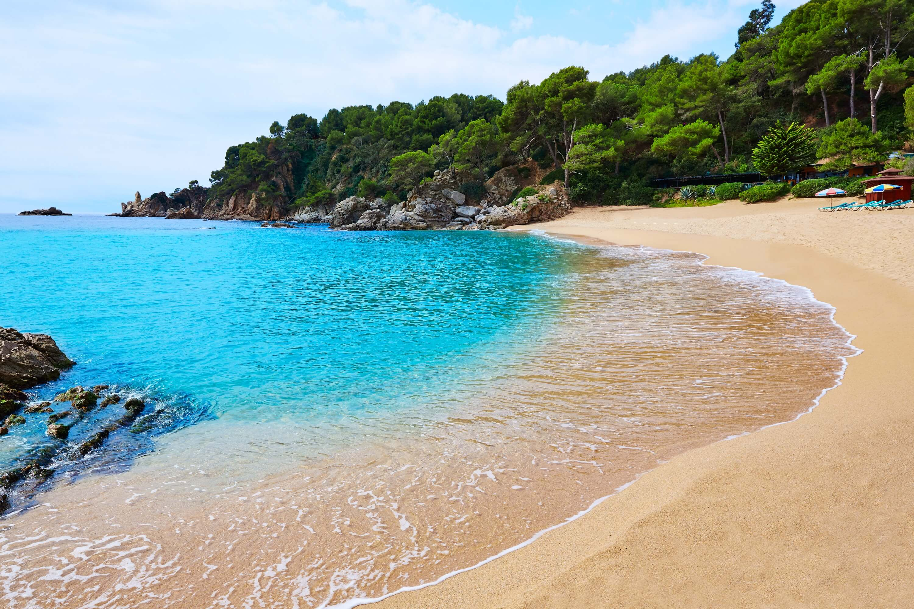 The best beaches of Spain: photos and reviews of tourists 94