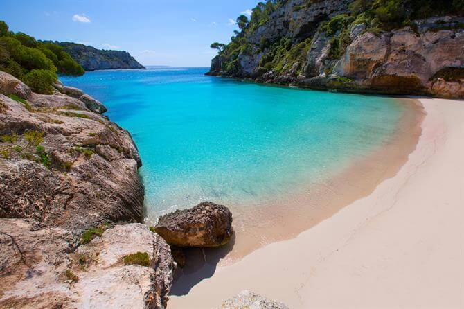 10 best beaches to visit in Spain before you die - Cala Macarelleta