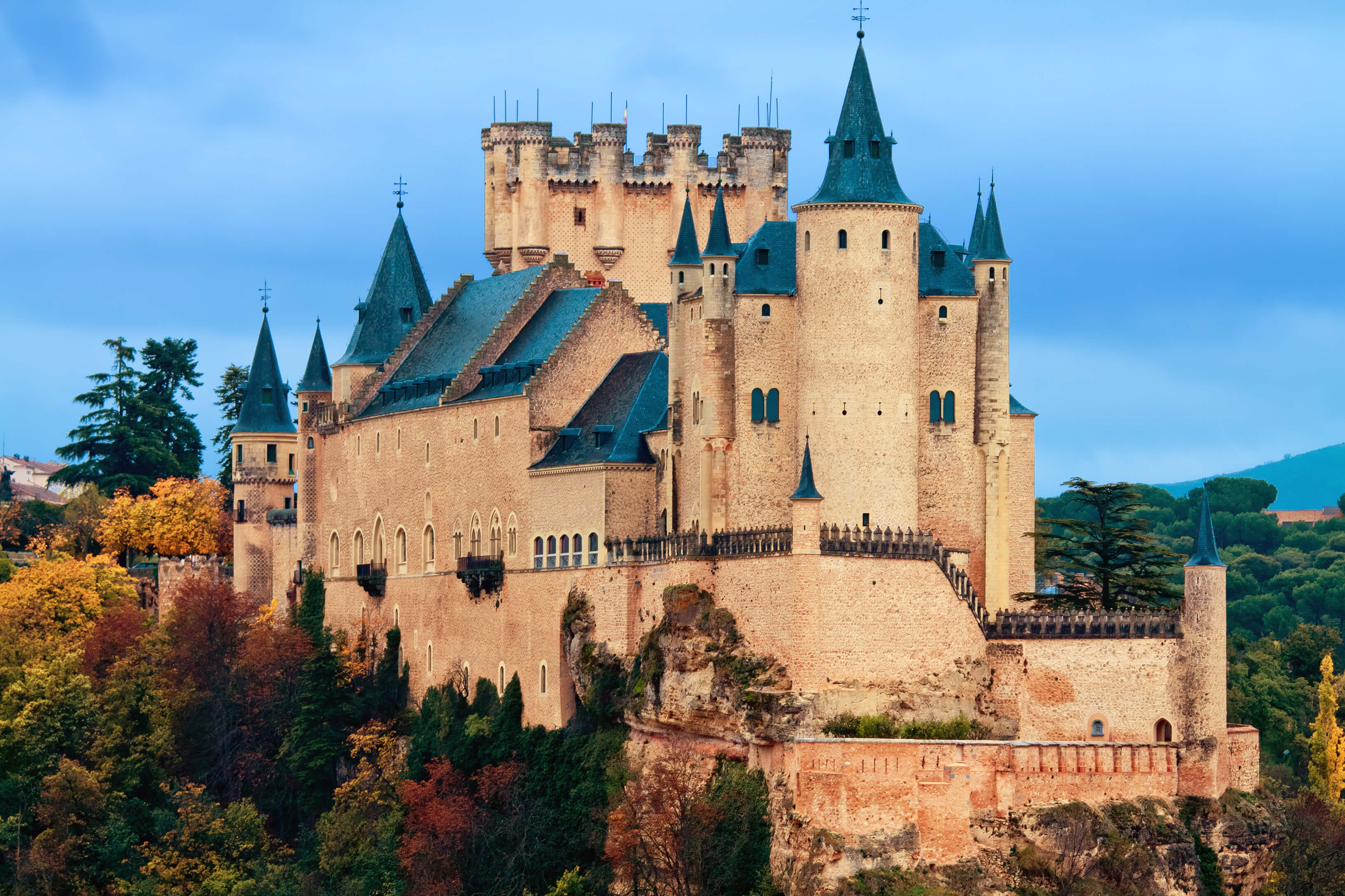 8 underrated places to visit in Spain - Segovia