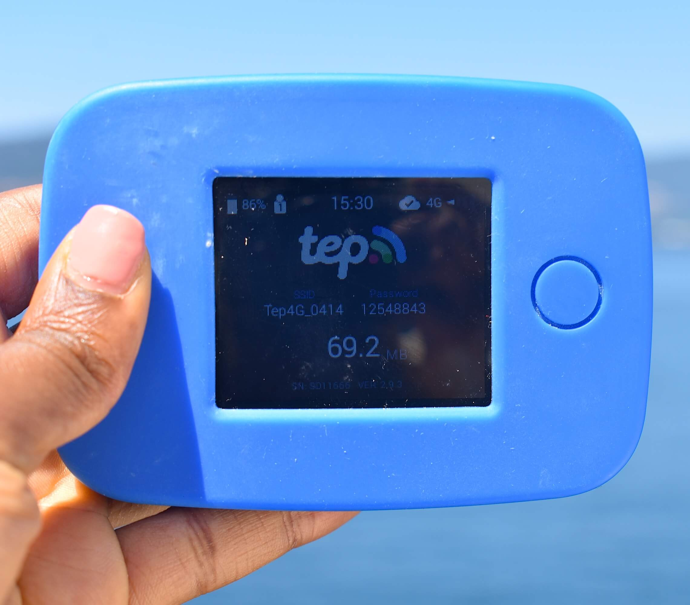 Tep Wireless Portable Wifi