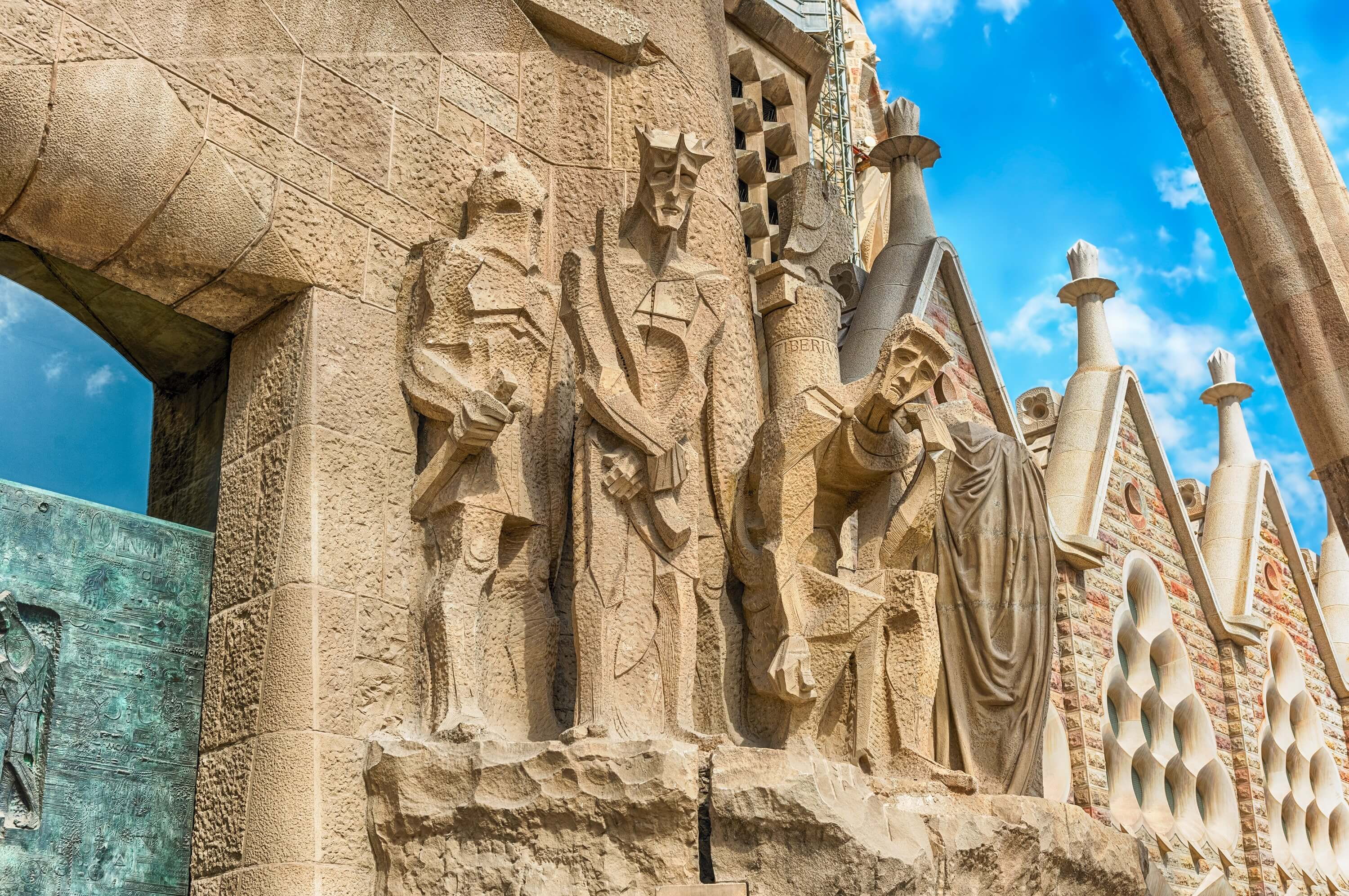 Don't make these 5 mistakes when visiting La Sagrada Familia - exterior of the church
