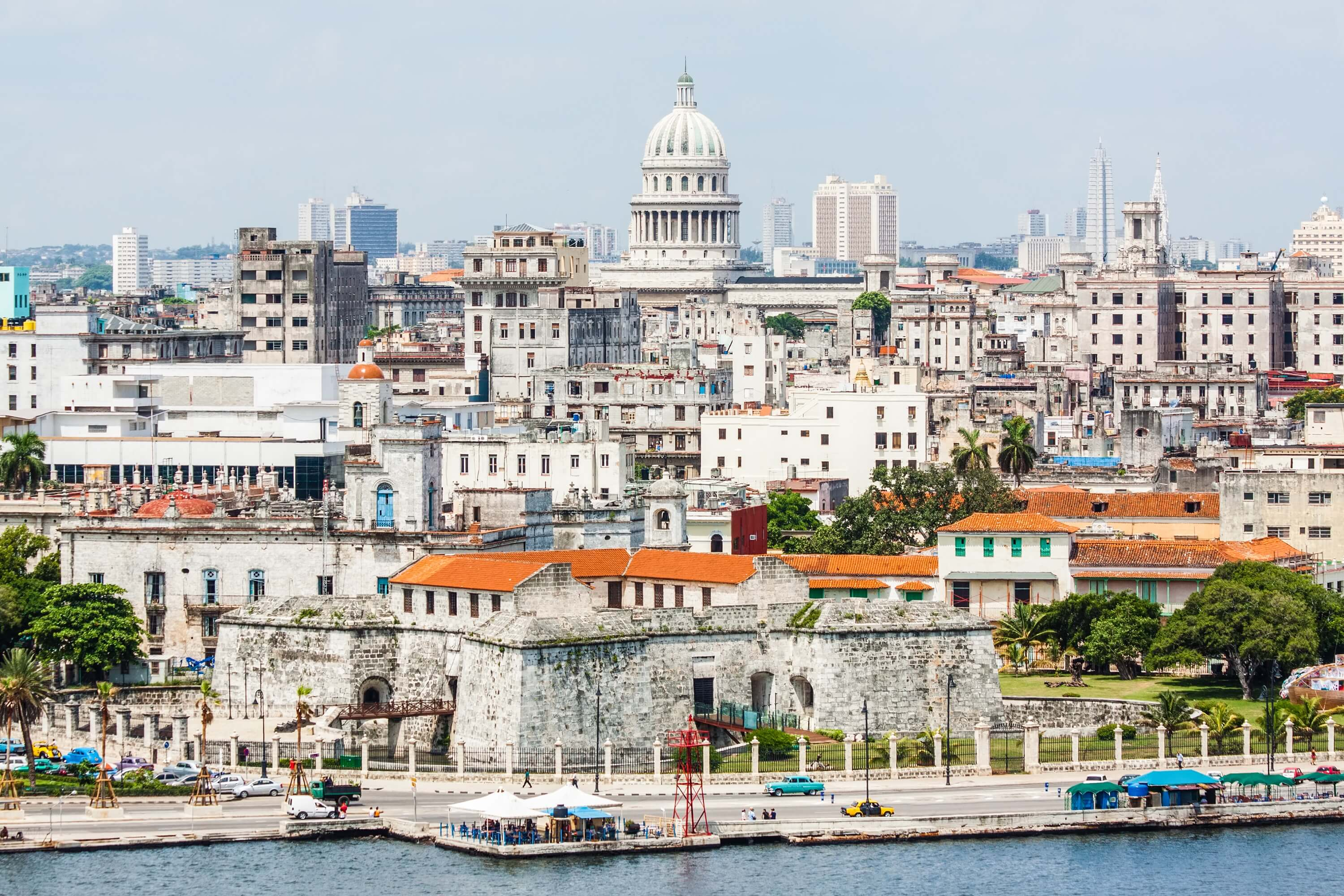 How to spend 48 hours in Havana - Skyline of Old Havana