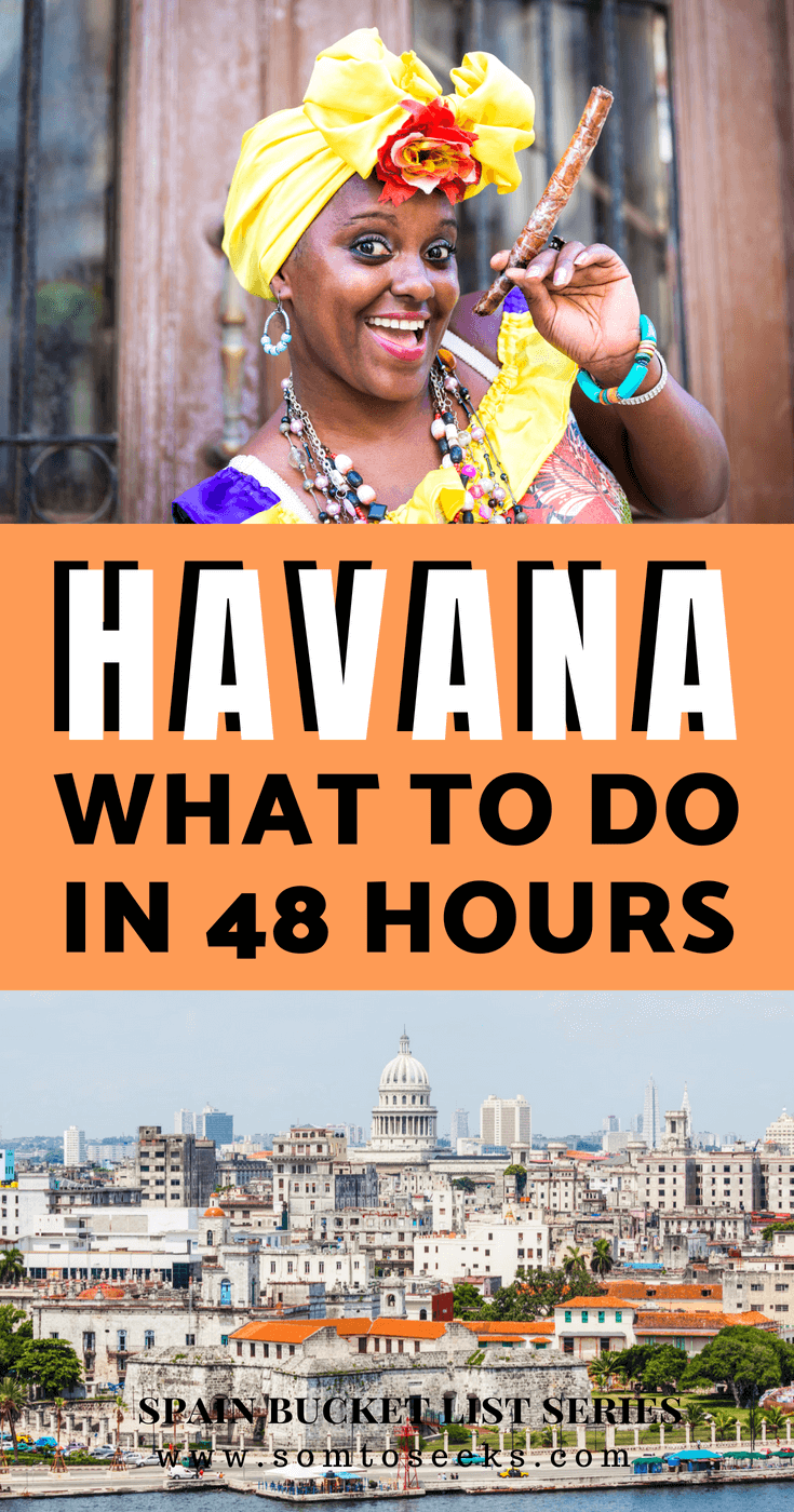 How to spend 48 hours in Havana - the best things to do