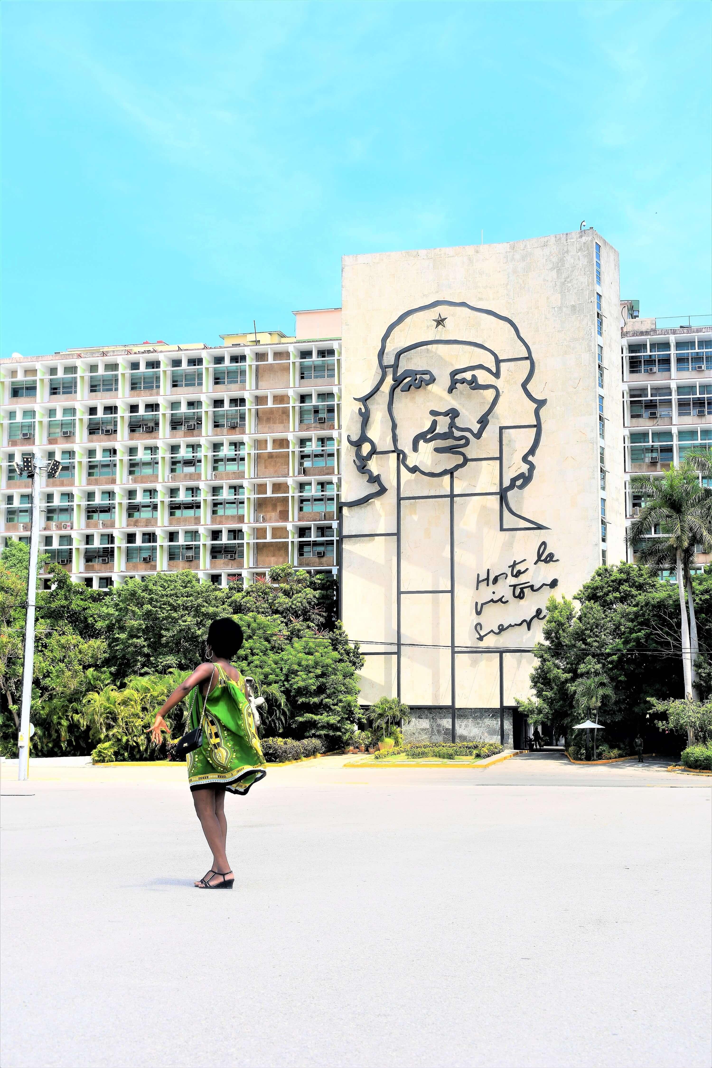 Cuba Travel Guide: Plaza de la Revolucion Havana