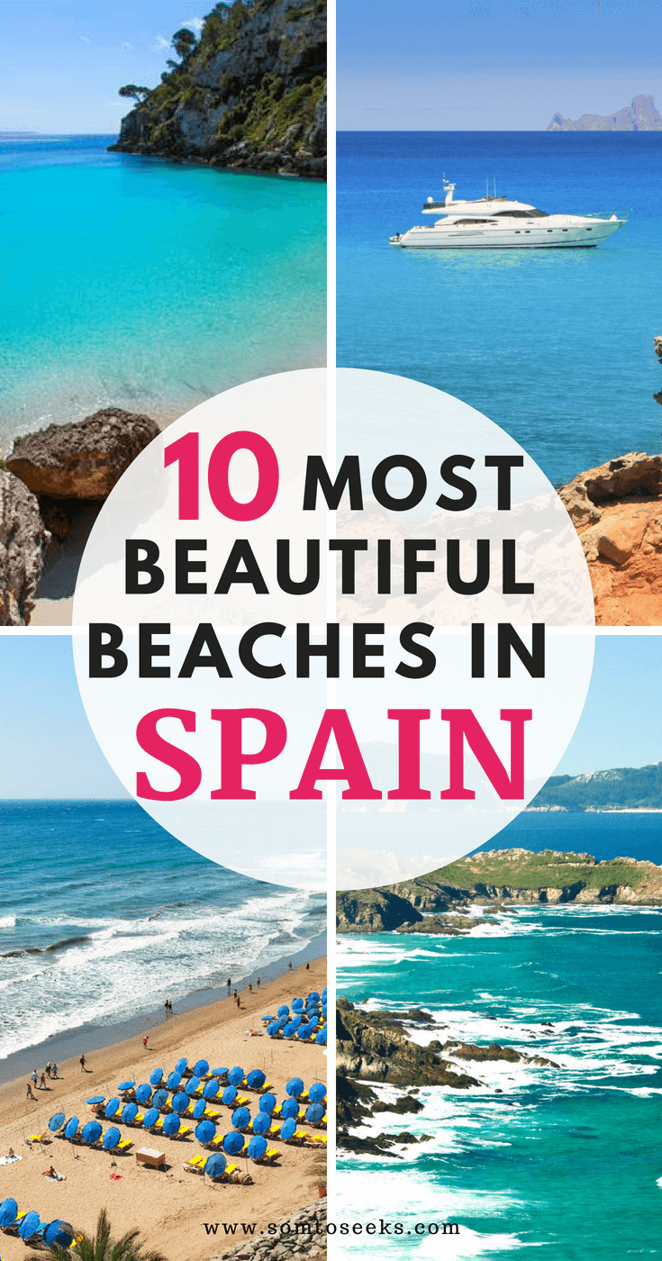 Spain Travel Guide - The 10 Best and Most Beautiful Beaches in Spain