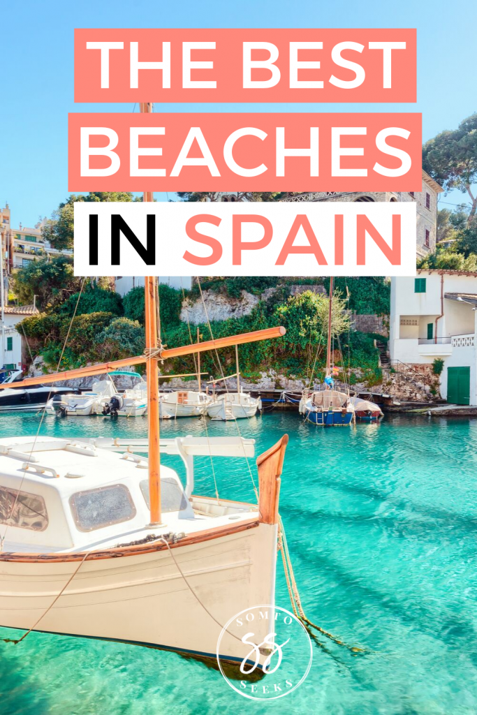 The best beaches in Spain