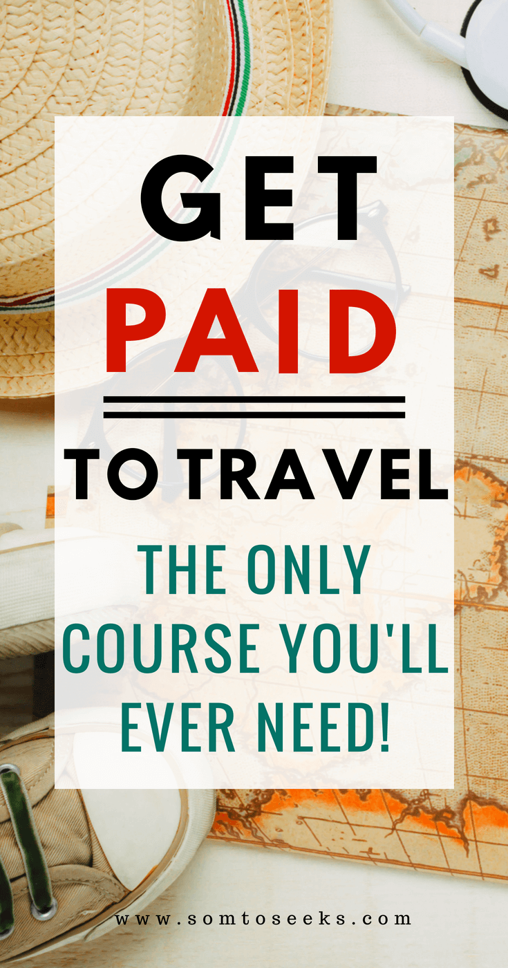 Get Paid To Travel - Review of The Business of Travel Blogging