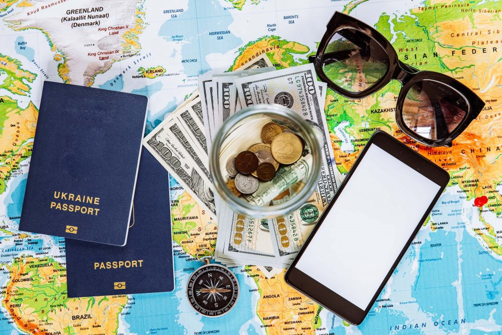 Get Paid To Travel -The Business of Travel Blogging Infographic