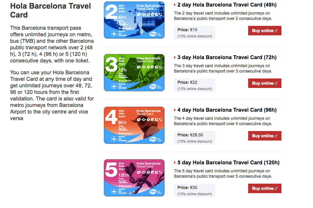 15 Easy Tips Tp Save Money While Traveling Abroad - the Barcelona Card