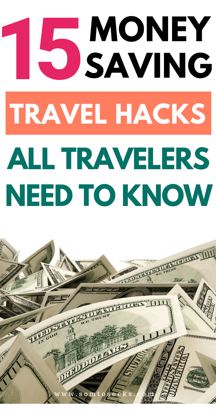 15 money-saving travel hacks all travelers need to know