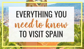The Ultimate Spain Travel Guide - Everything you need to know to visit Spain