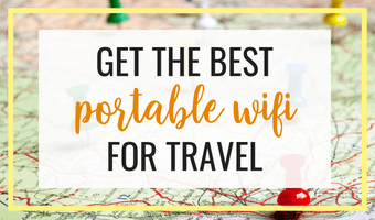 Get the best portable wifi for travel with Tep Wireless
