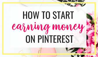 How to start earning money on Pinterest through affiliate marketing