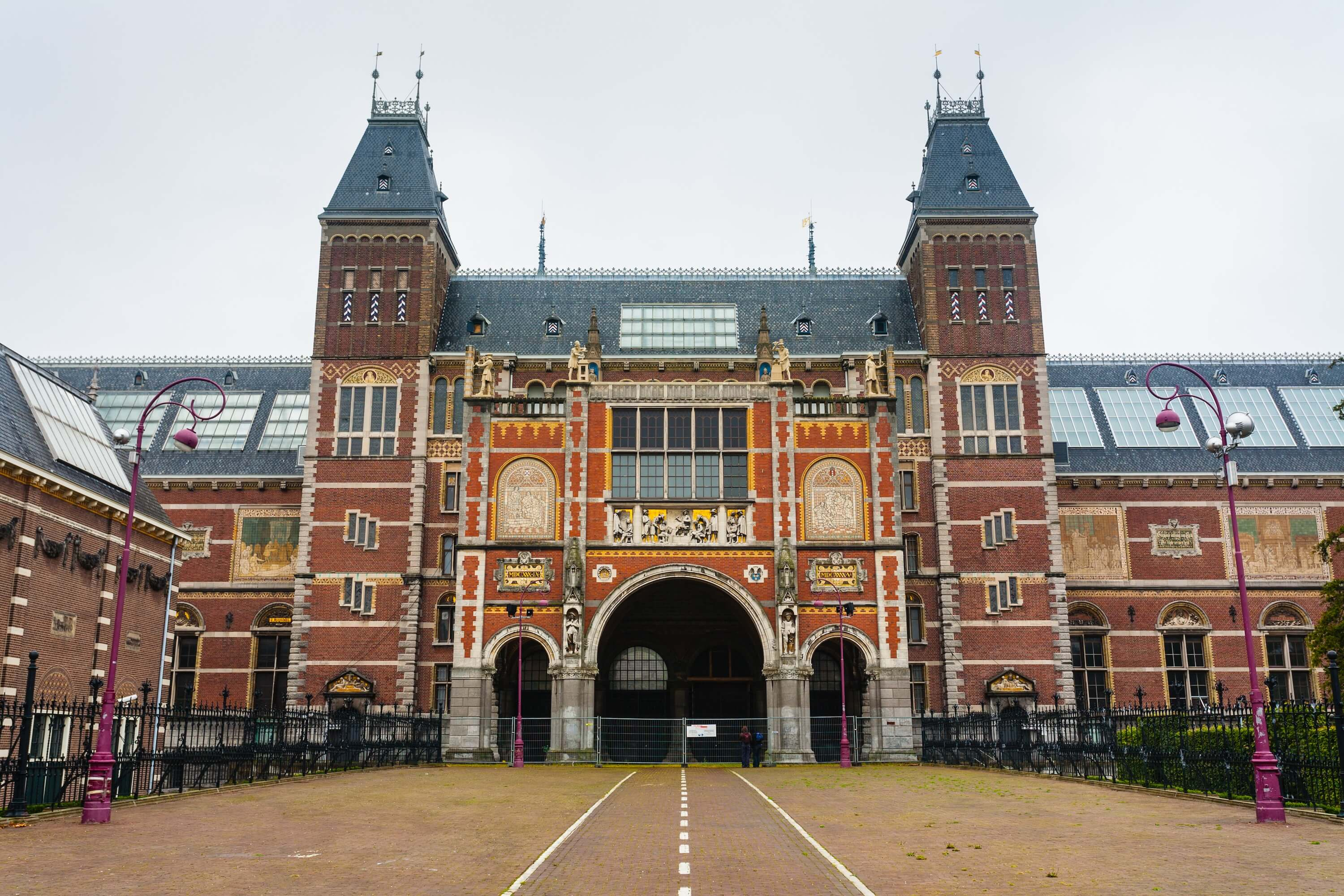The ultimate guide to a weekend in Amsterdam - Rijksmuseum