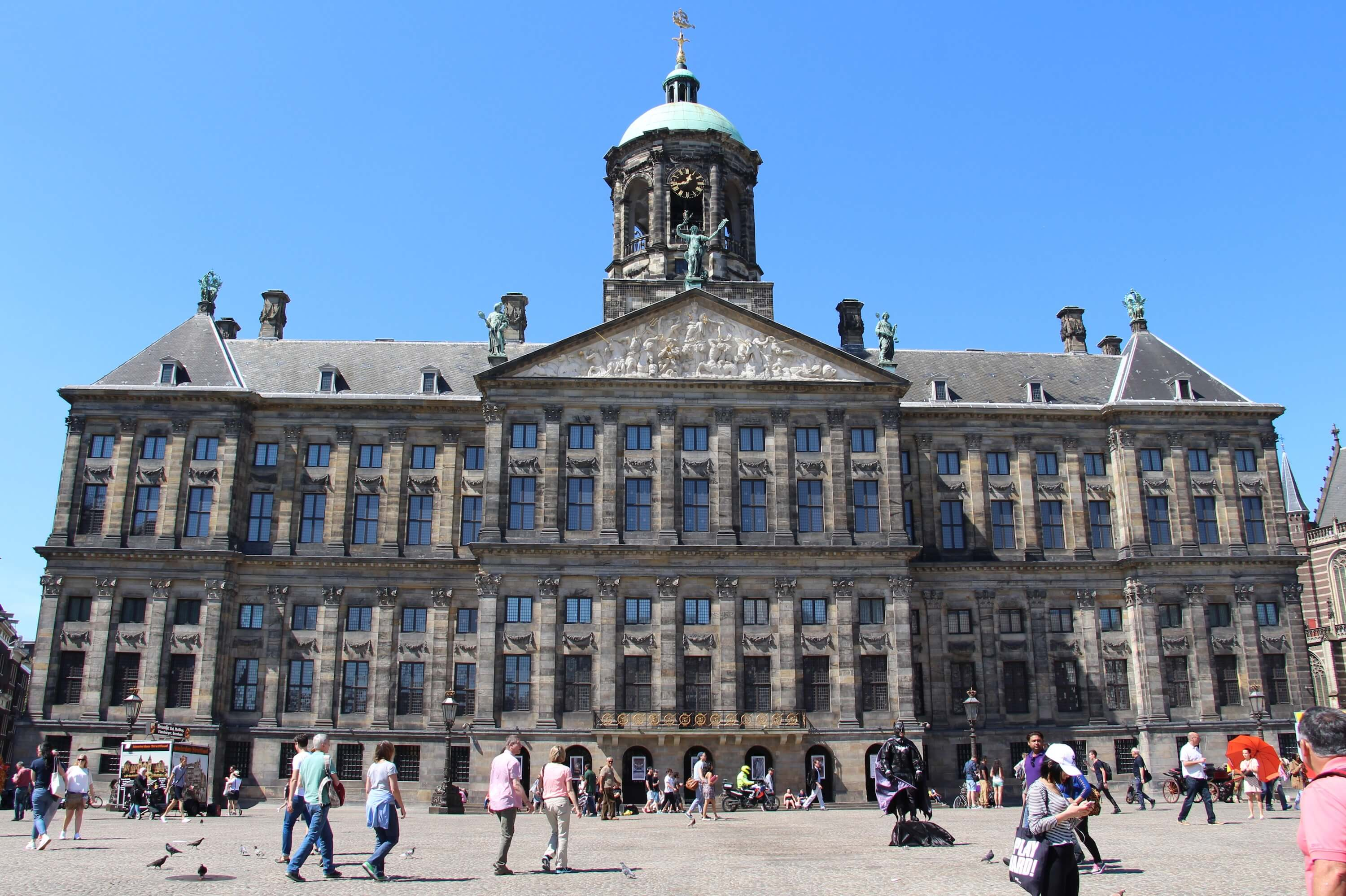 The ultimate guide to a weekend in Amsterdam - The Royal Palace