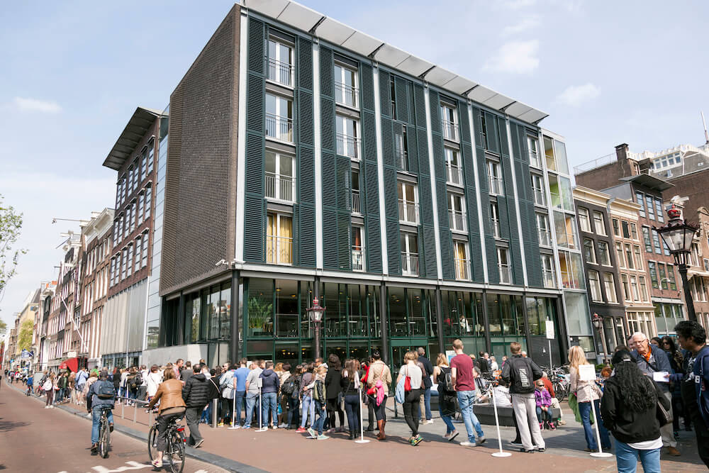 Weekend in Amsterdam guide - Anne Frank House