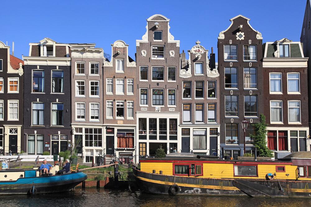 Weekend in Amsterdam guide - Jordaan neigborhood